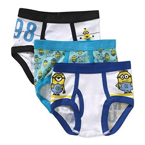 Despicable Toddler Boys 2t 4t Underwear