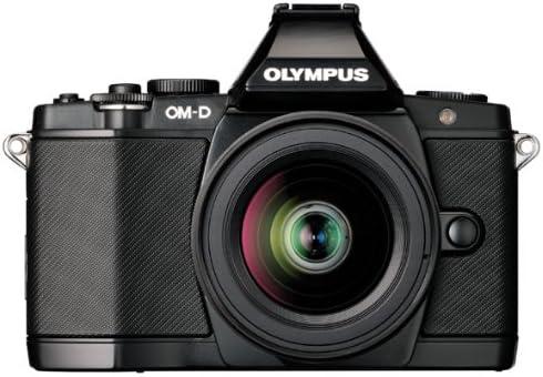 Olympus OM-D E-M5 - Cámara Evil de 16.1 MP (Pantalla táctil articulada 3