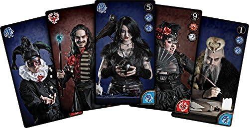 Edge Entertainment - Lazos de Sangre, Juego de Cartas (EDGHB08): Amazon.es: Juguetes y juegos