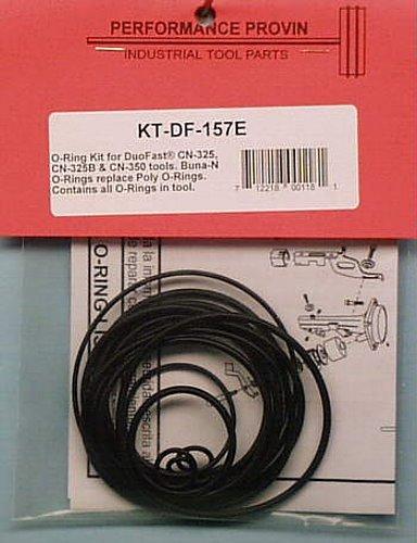 Duo-Fast CN-325, CN-350 Framer O-Ring Kit - KTDF157E Reliability Provin