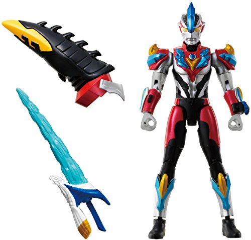 Ultra change series Ultraman galaxy Victory by Bandai