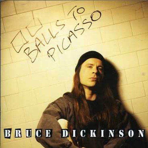 Bruce Dickinson - Balls To Picasso -  Bruce Dickinson - Zortam Music