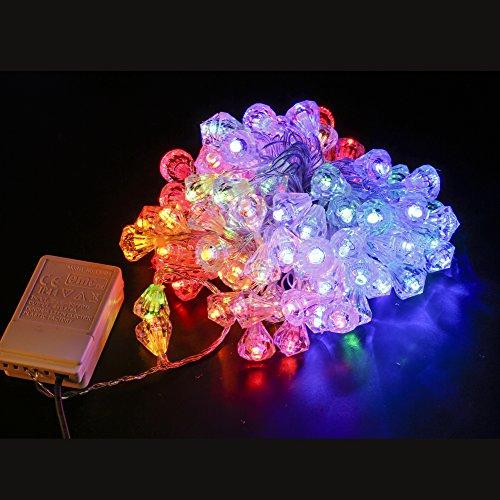 Candy Cane Led Icicle Lights
