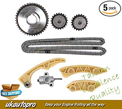 Amazon.com: Timing Chain Balance Shaft Kit Fit ALFA ROMEO 159 Spider Brera JTS 939 1.9L 2.2L: Automotive