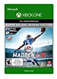 Madden NFL 16 Super Deluxe - Xbox One [Digital Code]