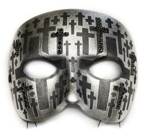 Success Creations Double Cross Men's Masquerade -