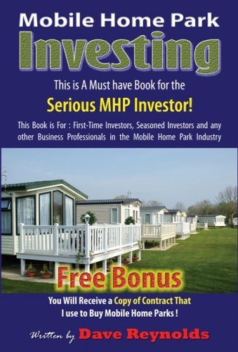 Mobile Home Park Investment