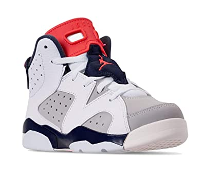 | Preschool Jordan 6 Retro Tinker WhiteInfrared