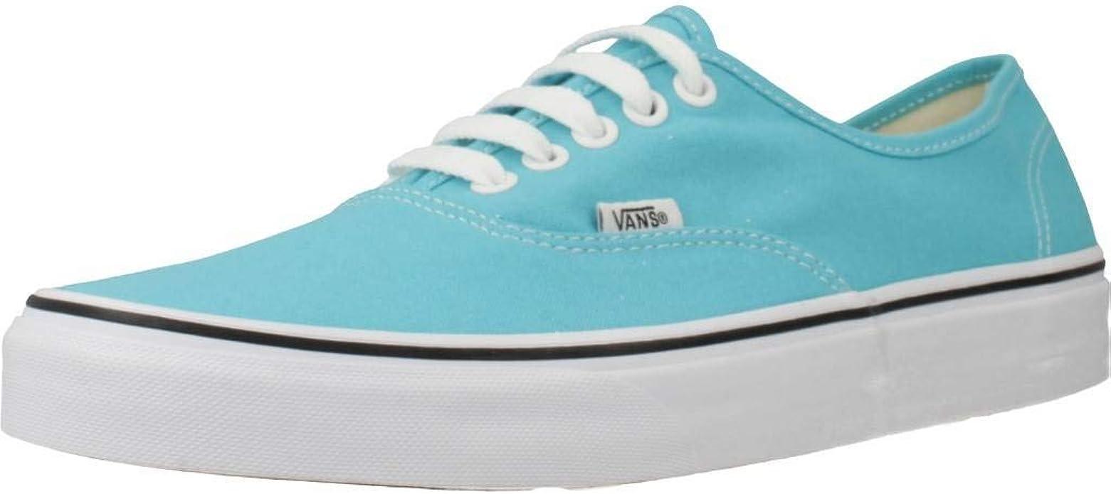 Vans Authentic Sneakers Damen Herren Unisex Blau