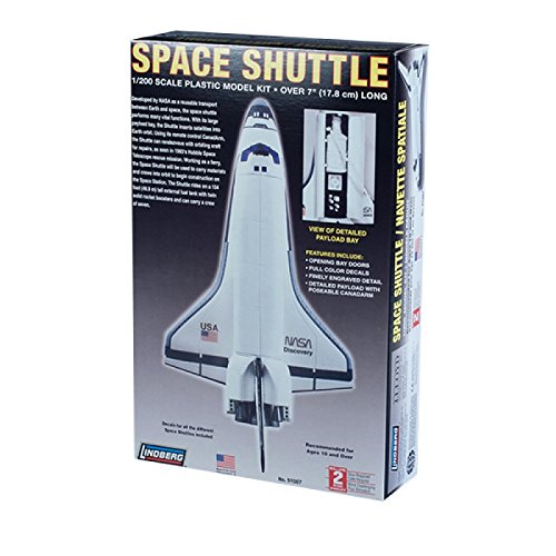 Lindberg 1:200 scale space -