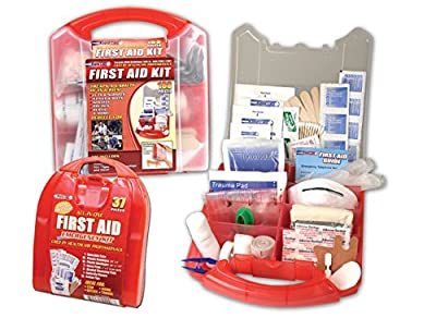 Rapid Care First Aid Kit, 183-piece Unit by Rapid Care