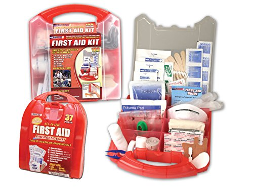 Rapid Care First Aid Kit, 183-piece Unit