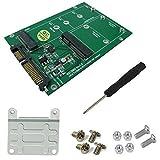 M.2 NGFF SSD & MSATA to 2.5