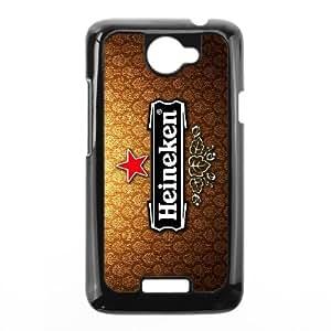 HTC One X Heineken Logo pattern design Phone Case HHL1142674
