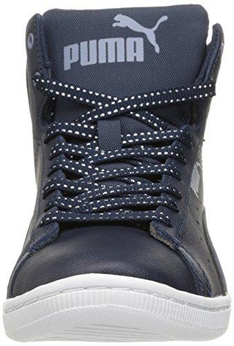 Puma Womens Vikky Mi Sfoam Scratch Mode Sneaker Peacoat / Tempête