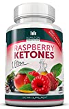 Hamilton Healthcare Raspberry Ketones Capsules, 180 Count