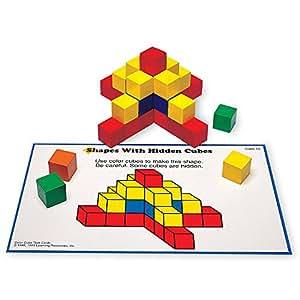 Creative Color Cubes, 100 Piece