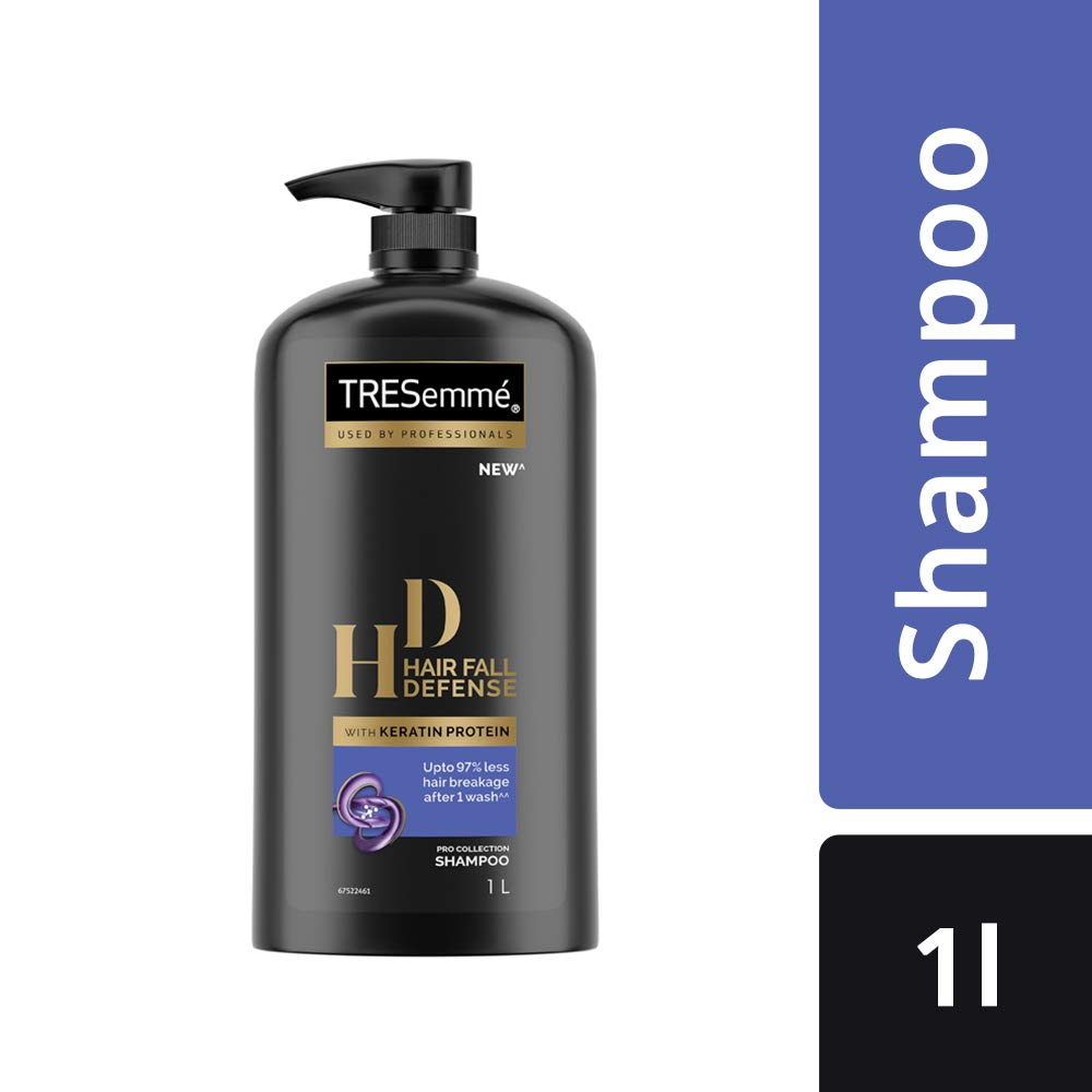 TRESemme Hair Fall Defence Shampoo, 1000ml