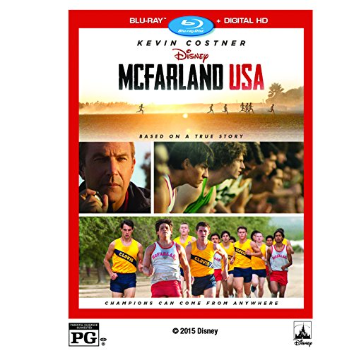 McFarland, USA [Blu-ray] by Buena Vista Home Video
