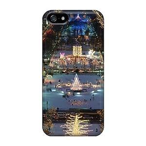 Awesome Case Cover/iphone 5/5s Defender Case Cover(white Illuminations Odori Park Sapporo Hokkaido Japan)
