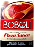 Boboli Traditional Italian PIZZA SAUCE 15oz (2 pack)