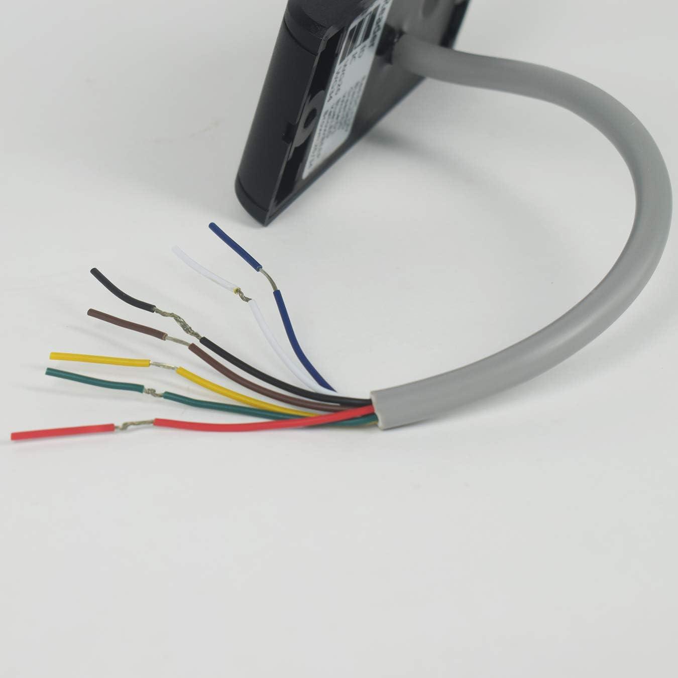 Mini Size RFID Reader 125KHZ RFID Reader Door Access Reader ...