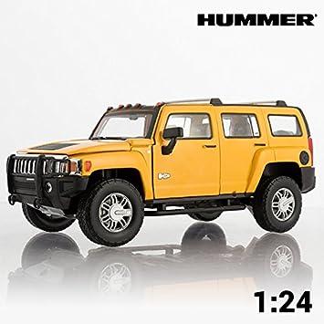 Coche Todoterreno Hummer H3 en Miniatura: Amazon.es: Electrónica