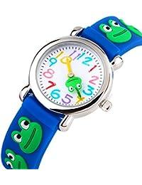 Kids Watch for Boys Girls by Vinmori, 3D Time Teacher...