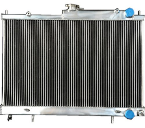 - OPL HPR338 Aluminum Radiator For Nissan Skyline R33 GTS-T (Manual Transmission)