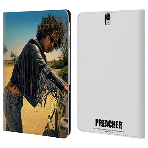 Official Preacher Sunglasses Tulip O'hare Leather Book Wallet Case Cover For Samsung Galaxy Tab S3 - Tulip O Sunglasses Hare