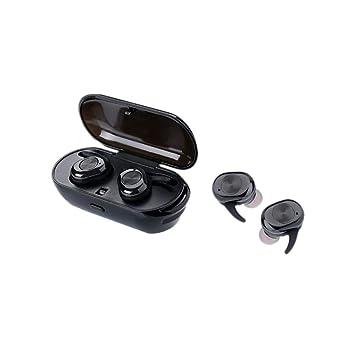 colinsa Auricular Bluetooth Auriculares inalámbricos Deportes Corriendo Fitness Montar Portátil: Amazon.es: Electrónica