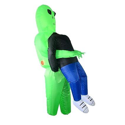 Amazon.com: Globeagle - Disfraz hinchable para disfraz, ropa ...