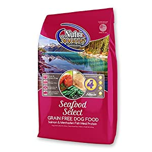 Tuffy'S Pet Food 131754 Tuffy Dog Nutrisource Select Grain Free Seafood Adult And Puppy Dog, 30-Pound 71