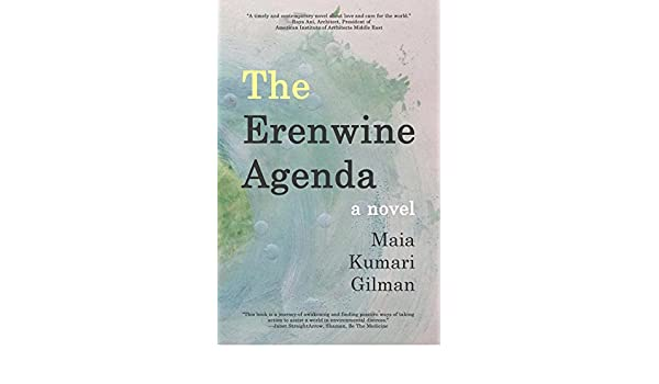 The Erenwine Agenda: a novel (English Edition) eBook: Maia ...