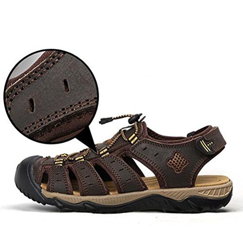 Summer Backpacking Vogstyle Sandal Mens Vogstyle Mens Hiking Hiking Light Backpacking Brown pUrY8qrw0