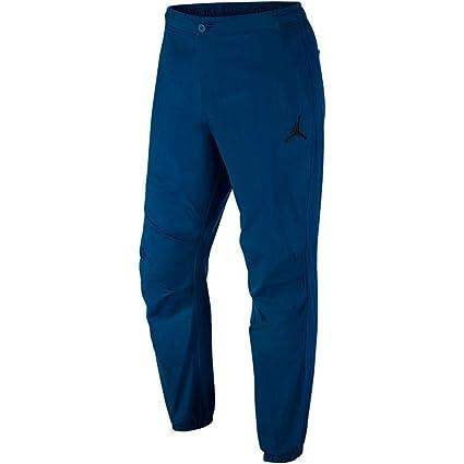 db8921b51e1b Amazon.com  Nike Jordan Men s Jumpman City Cuffed Pants-Gym Blue-36  Sports    Outdoors