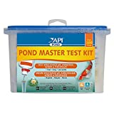 pondcare master liquid test kit - API POND MASTER TEST KIT Pond Water Test Kit 500-Test