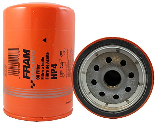 FRAM HP4 High Performance Spin-On Oil Filter (Oil Racing Filter)