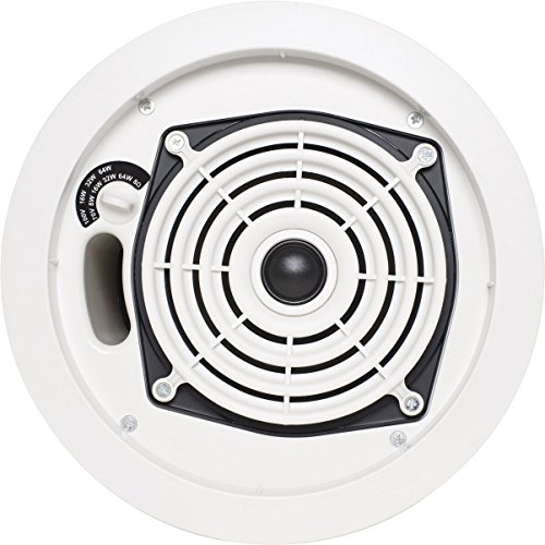 "SpeakerCraft SC Pro Commercial 8"" In-Ceiling Speaker (Each) White SPS42855"