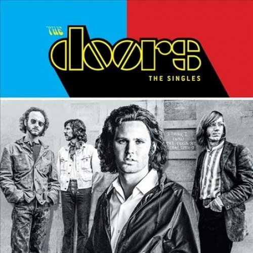 Price comparison product image The Doors - The Singles (2 CDs,  1 Blu-ray Box-Set) (3 CD)