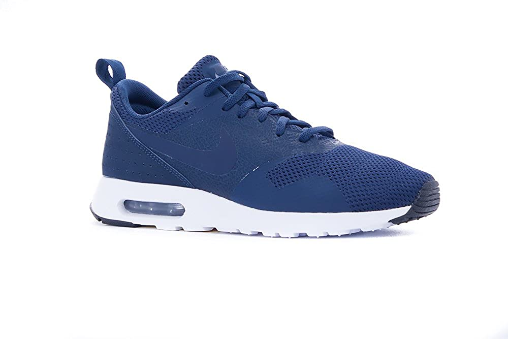 low priced e7a1e d5c44 Nike Air Max Tavas SE 718895 442 Blue Size 10.5 Amazon.co.uk Shoes  Bags