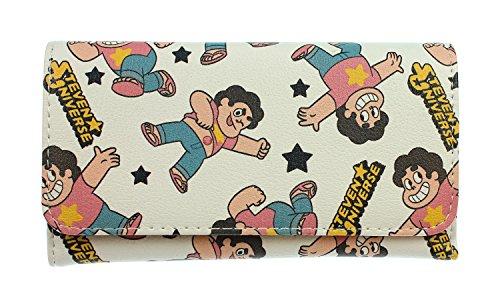 Steven Universe Character Flap Wallet