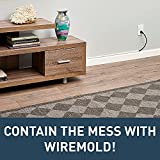 Wiremold Cable Management Kit, Cordmate, Cord