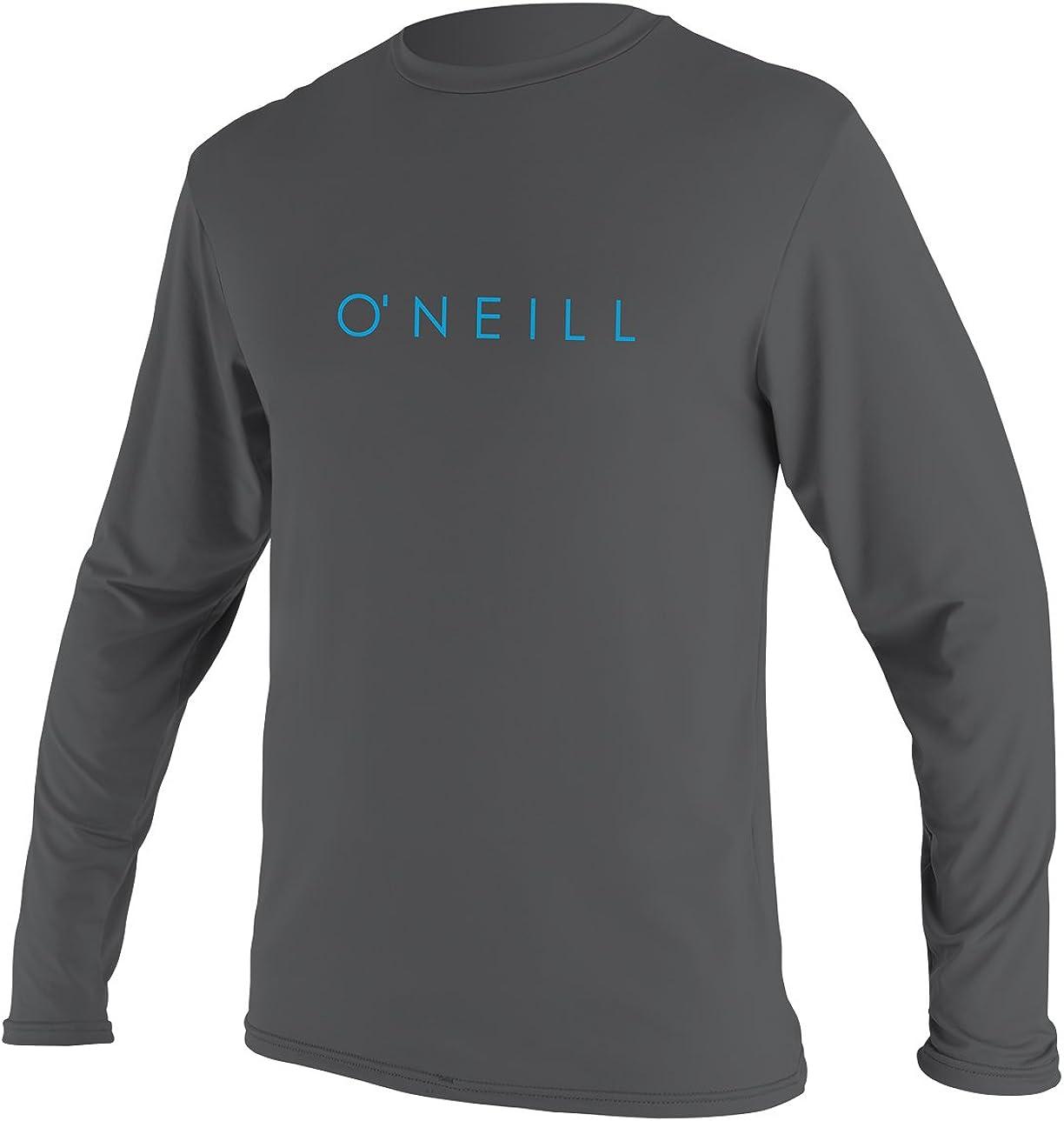 O'Neill Youth Basic Skins Upf 30 + Long Sleeve Sun Shirt
