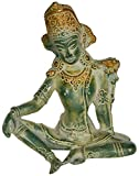 Lord Indra - Brass Statue