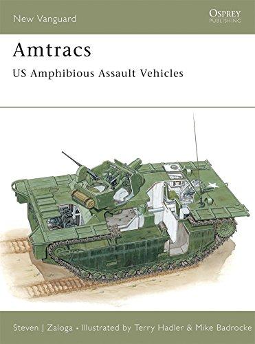 Amtracs: US Amphibious Assault Vehicles (New Vanguard) ()