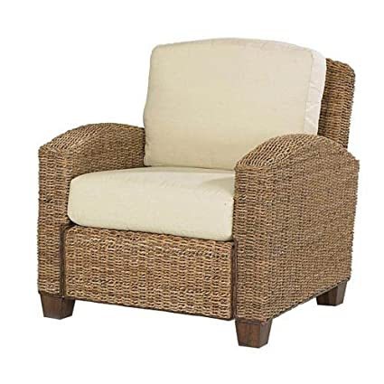 Gentil Home Styles 5401 50 Naples Cabana Banana Chair, Honey Finish
