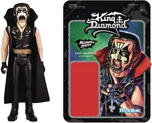 SUPER7 King Diamond Halloween Series Reaction -
