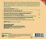 Weber: Clarinet Concertos 1 & 2/Concertino in E