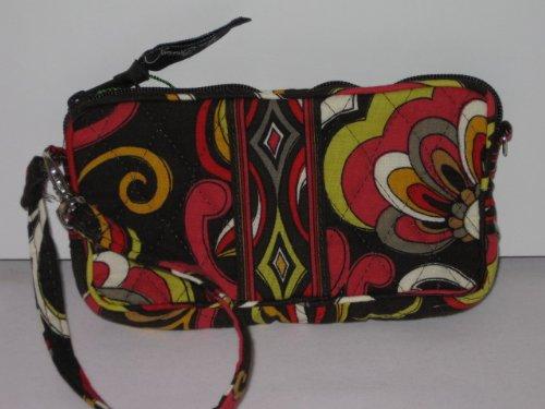 Vera Bradley New Wristlet Bag Purse Puccini, Bags Central